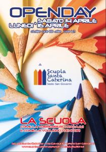 Open Day di Primavera Istituto S. Caterina da Siena - 2019 - Sabato @ Scuola Santa Caterina da Siena | Sesto San Giovanni | Lombardia | Italia