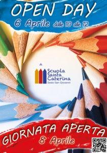Open Day di Primavera Istituto S. Caterina da Siena - 2019 - Lunedi @ Scuola Santa Caterina da Siena | Sesto San Giovanni | Lombardia | Italia