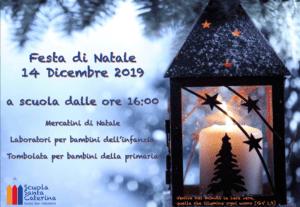 Festa di Natale 2019 @ Scuola Santa Caterina da Siena | Sesto San Giovanni | Lombardia | Italia