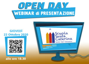 WEBINAR - OPEN DAY @ Zoom